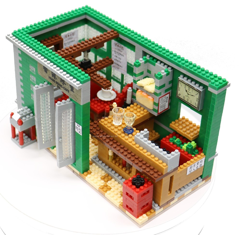 Brick toy by MH Blocks (Picture credit to MH Blocks)