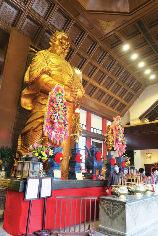 Che Kung Temple