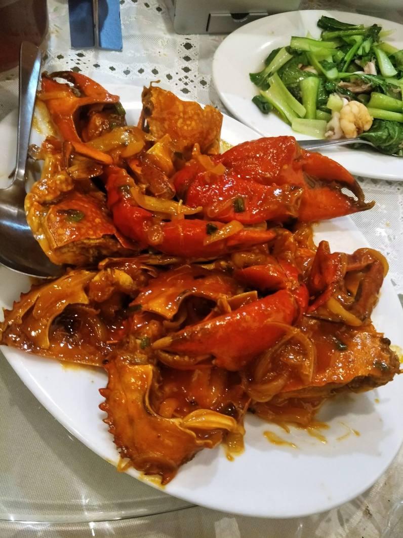 Raja Seafood Belitung