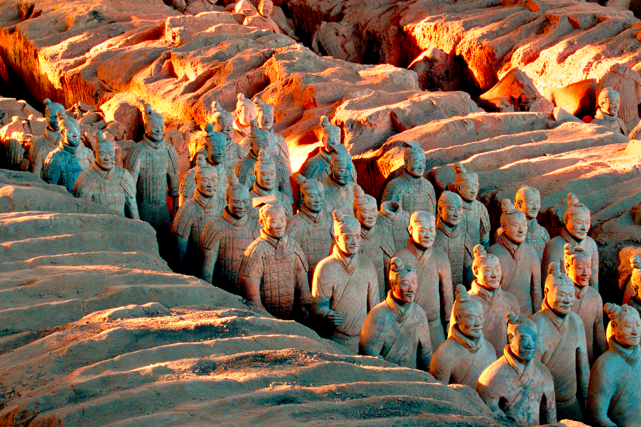 Melbourne Winter Masterpieces: Terracotta Warriors | Cai Guo-Qiang