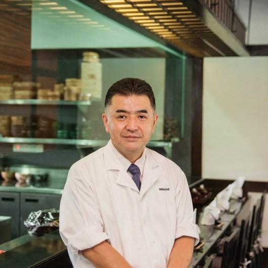 Chef Taketoshi Minami