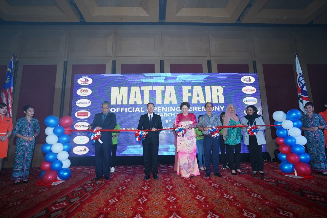 Unexpected Breaking Visitor Record at MATTA Fair March 2019