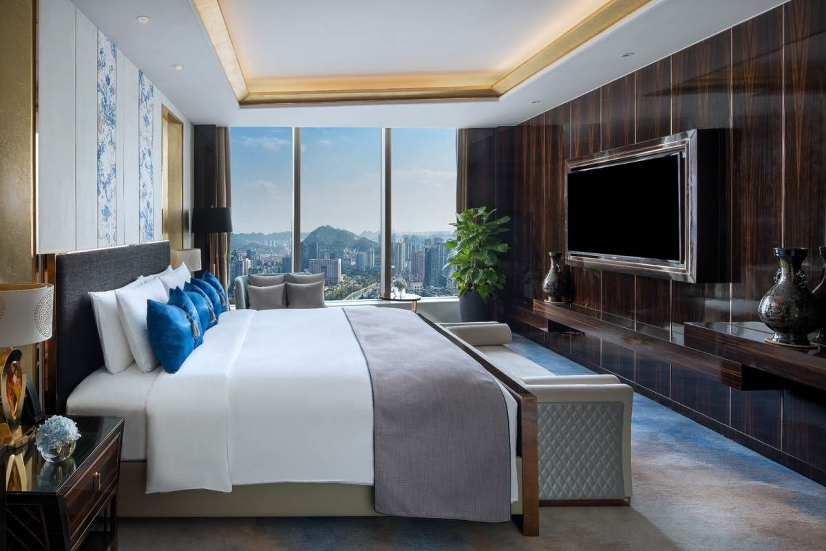 Sofitel Guiyang Hunter – Imperial Suite