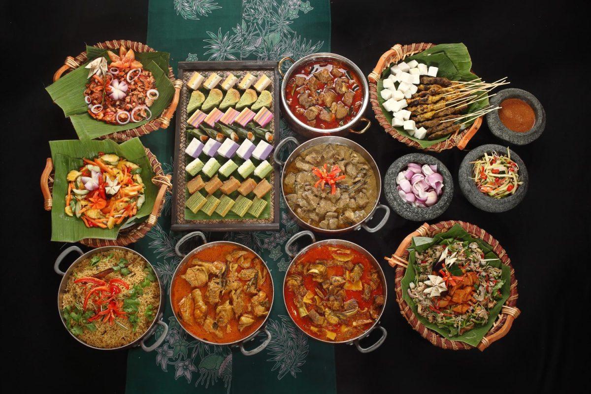Festive Dinner Buffet at Lemon Garden, Shangri-La Hotel, Kuala Lumpur