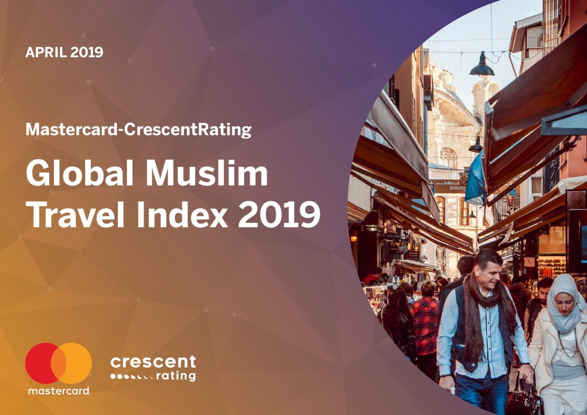 Mastercard-CrescentRating Global Muslim Travel Index (GMTI) 2019: Malaysia and Indonesia Take the Top Positions