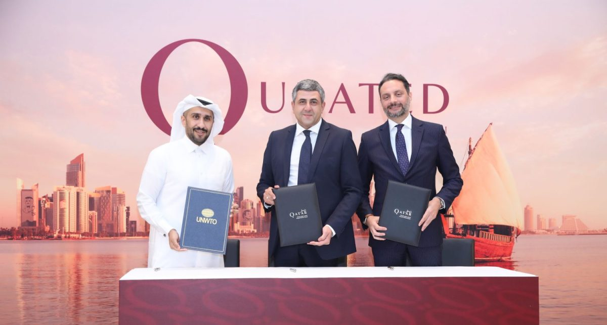 QNTC and UNWTO Forge Partnerships to Develop Tourism in Qatar and Globally