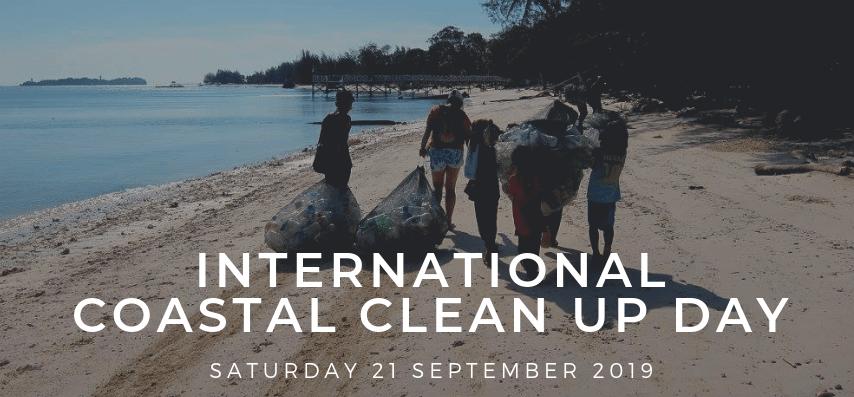 International Coastal Clean-up Day (ICC) 2019 in Malaysia