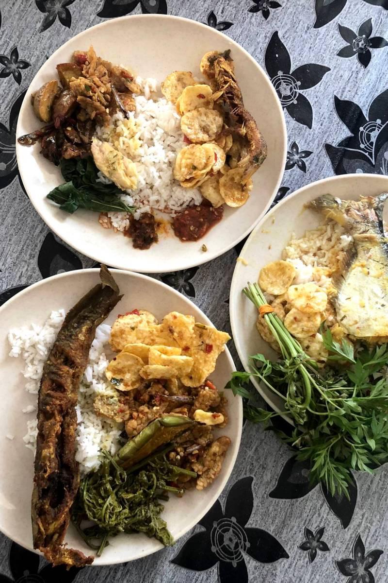 Masakan Kampung Asli Ikan Sungai