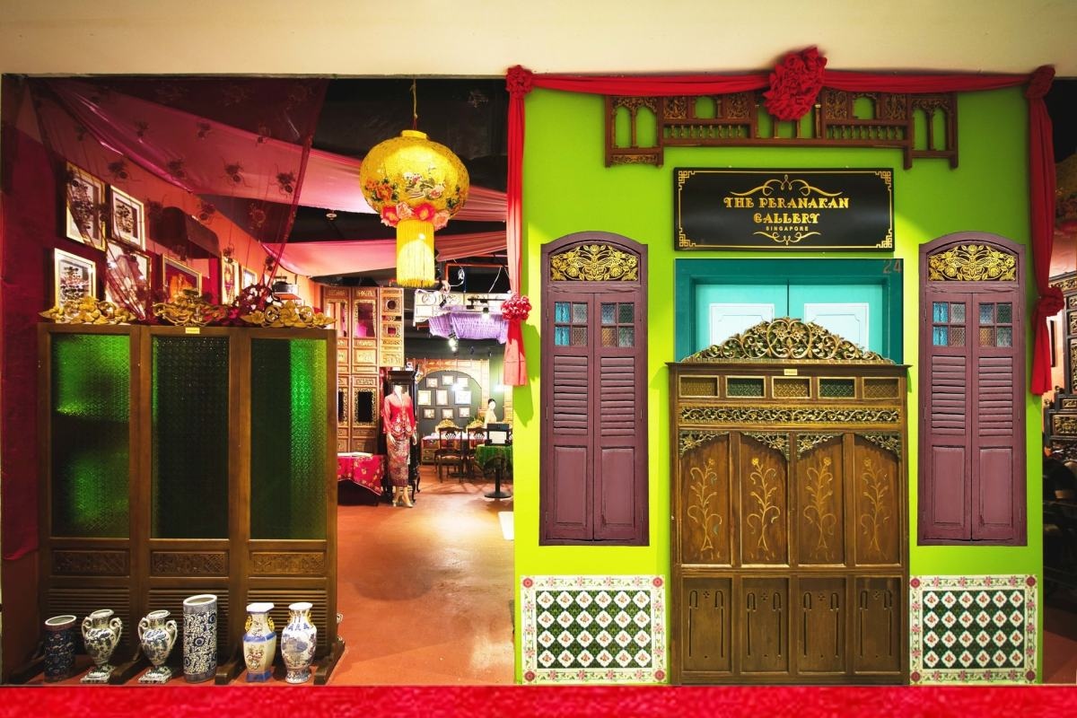 Discover The Peranakan Gallery at Orchard Road: A Newly-Launched Attraction Tracing 500 Years of Straits Chinese Heritage through Peranakan Artefacts, Art, Fashion and Culinary Traditions