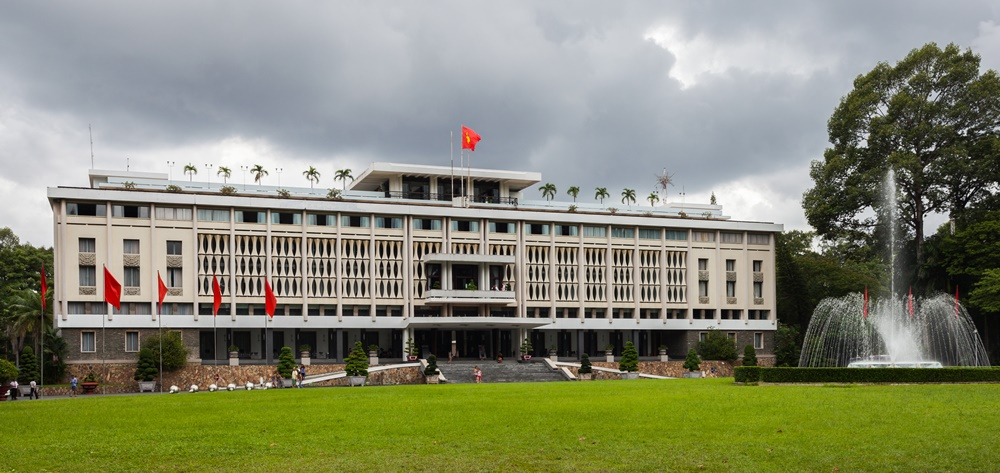 Visit the home and workplace of the former President of South Vietnam