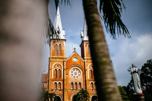 Notre Dame Cathedral of Saigon. Photo © Vietnam National Administration of Tourism