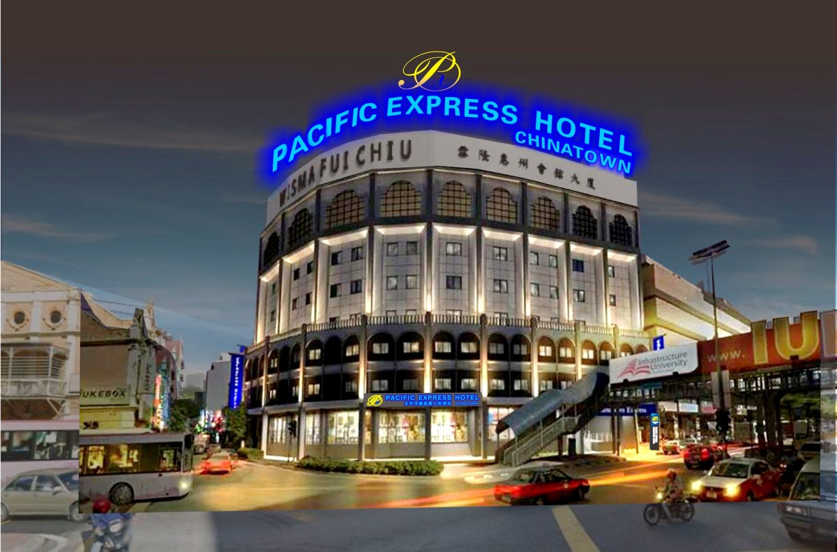 Go Easy on the Pocket, with Pacific Express Hotel Chinatown