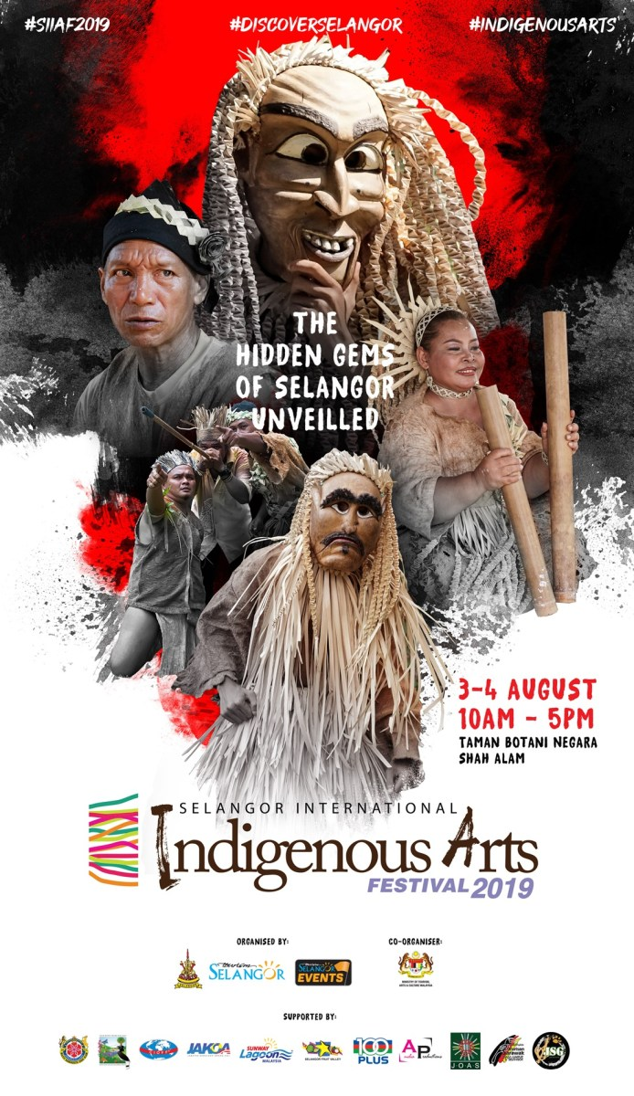 Selangor International Indigenous Arts Festival 2019