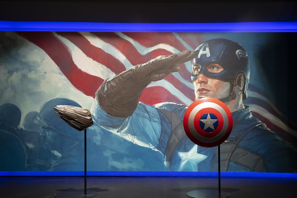 Marvel Studios: Ten Years of Heroes Exhibition Opens in Malaysia