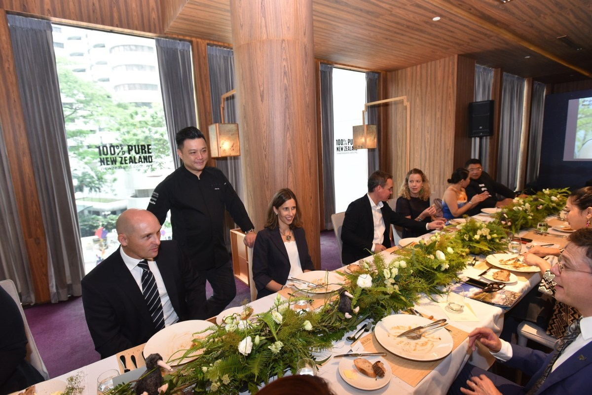 Tourism New Zealand Ushers in the Māori New Year with Celebrity Chef James Won
