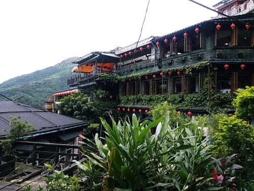 Jiufen's Amei Tea House