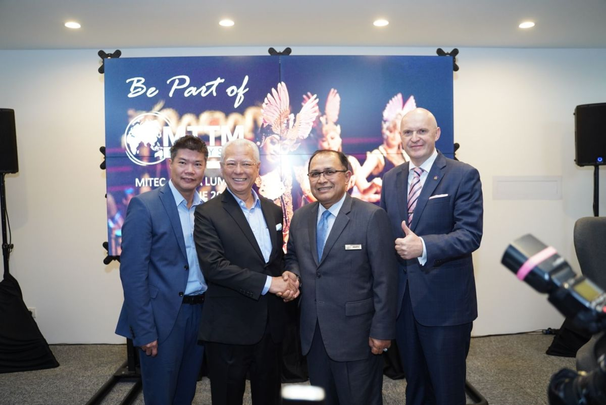 CEMS Malaysia Launches Inaugural Malaysia Travel & Tourism Mart