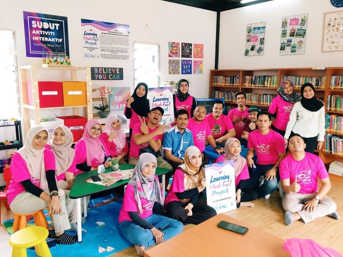Learning Made Fun Project by Tourism Selangor