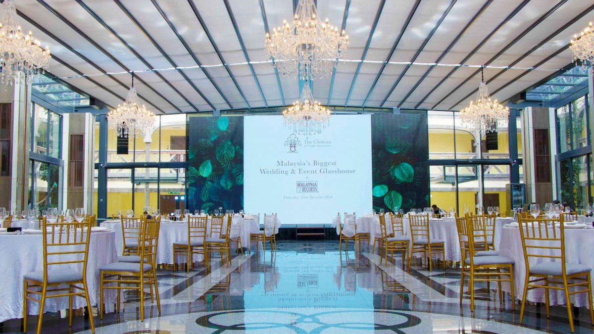 The Launch of La Serre, Malaysia's Biggest Wedding & Event Glasshouse in Malaysia