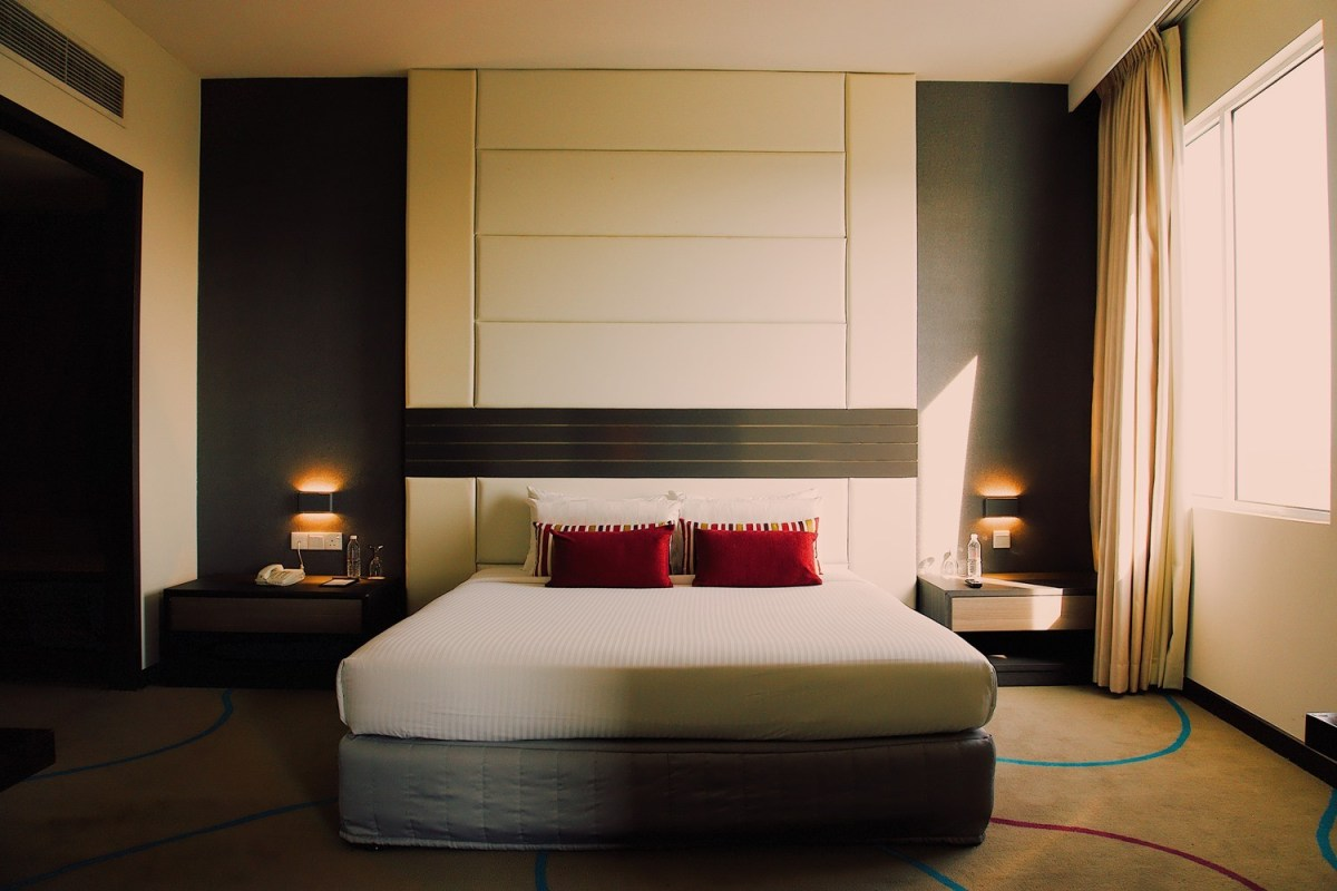 The superior room at Premiere Hotel Klang