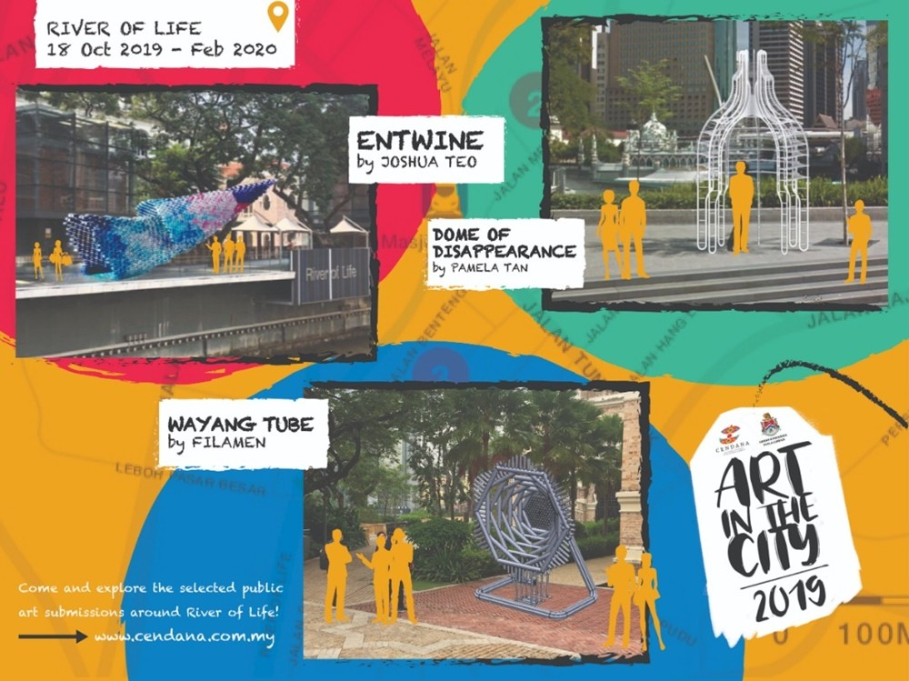 'Art in The City' Returns with Heart and Artistic Aspirations for the City