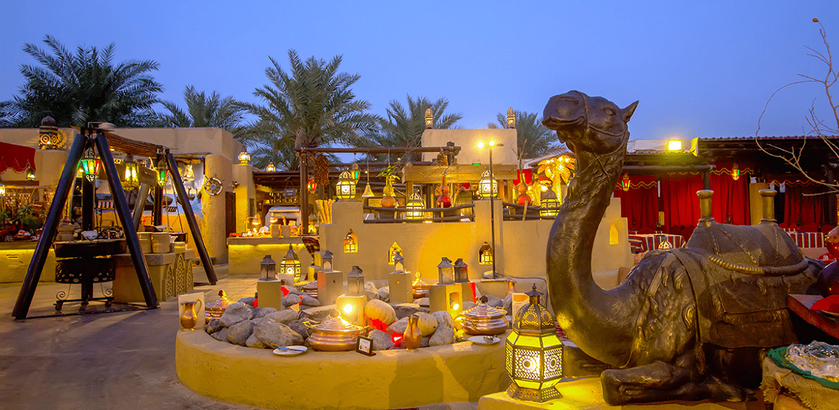 """Dubai Offers Out of Ordinary Treats for Experiential Diners"""