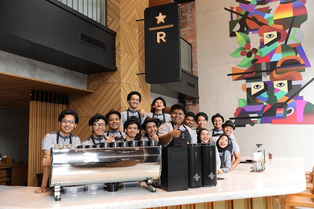 Starbucks Malaysia Celebrates 300th Store Opening at Bukit Bintang Junction