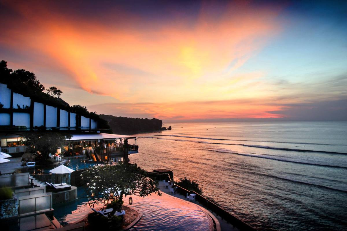 Anantara Uluwatu Pool View