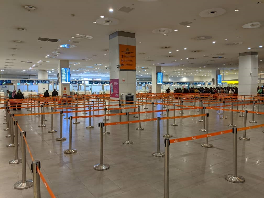 Newly Revamped Immigration Arrival Area at klia2 is Now Twice as Large