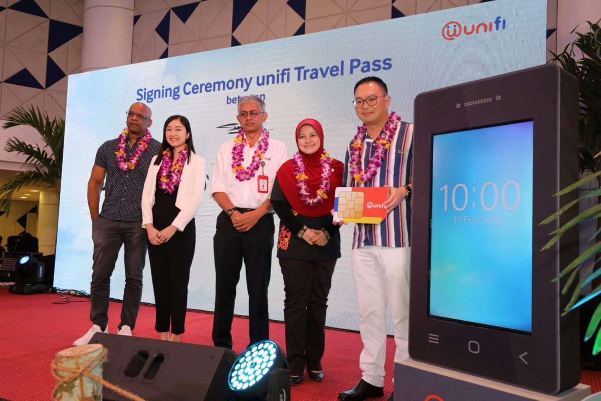 unifi Announces Partnership to Further Expand unifi Travel Pass in Support of Visit Malaysia 2020