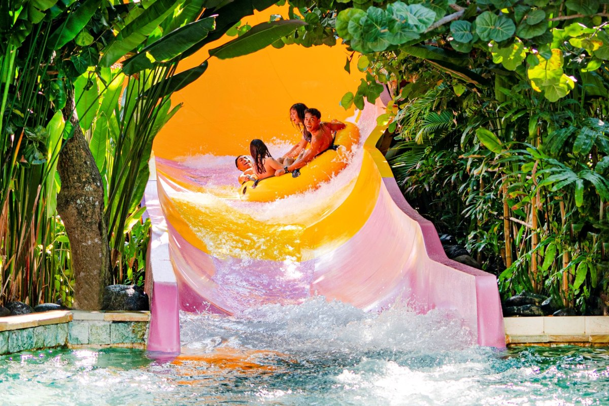 Waterbom Bali becomes one of Asia's First Eco-Conscious Waterpark