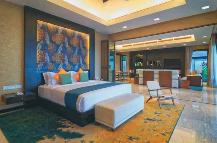 Pool Villa at Borneo Eagle Resort