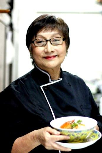 Chef Violet Oon