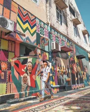 Palestine Street