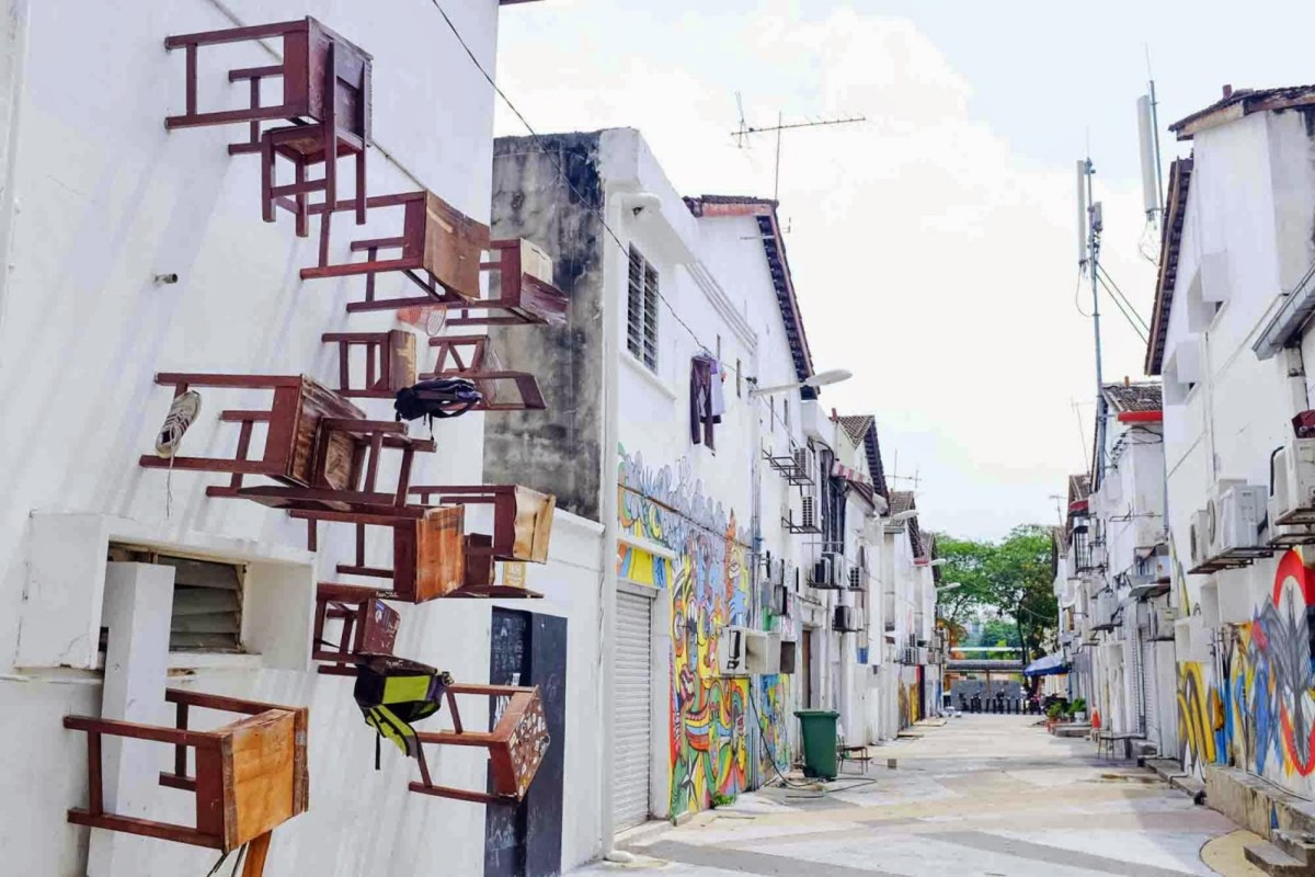 6 Mural Street Arts that Live Up the Street and Back Alleys in Selangor