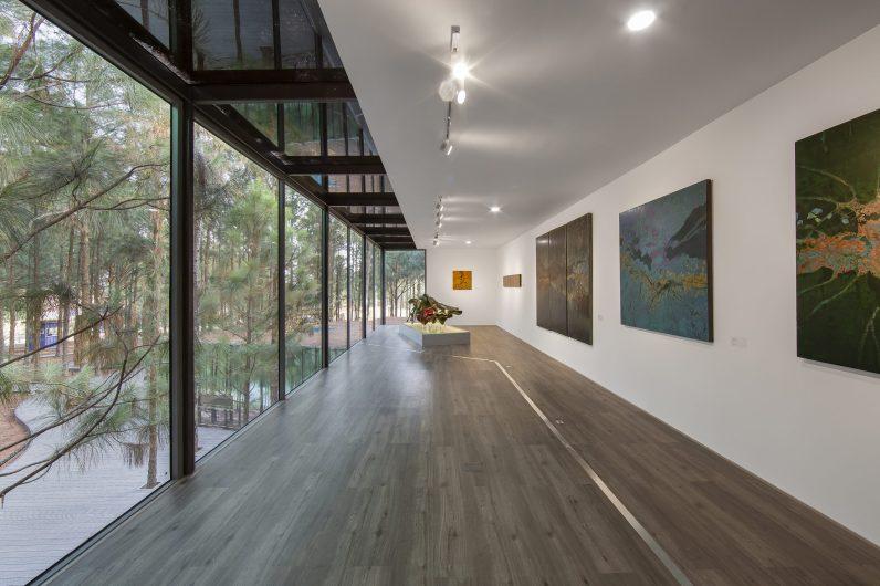 Wyndham Grand Flamingo Dai Lai - Art Gallery