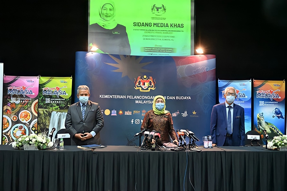 MOTAC Rolls Out Recovery Plan to Revive Malaysia's Tourism Sector