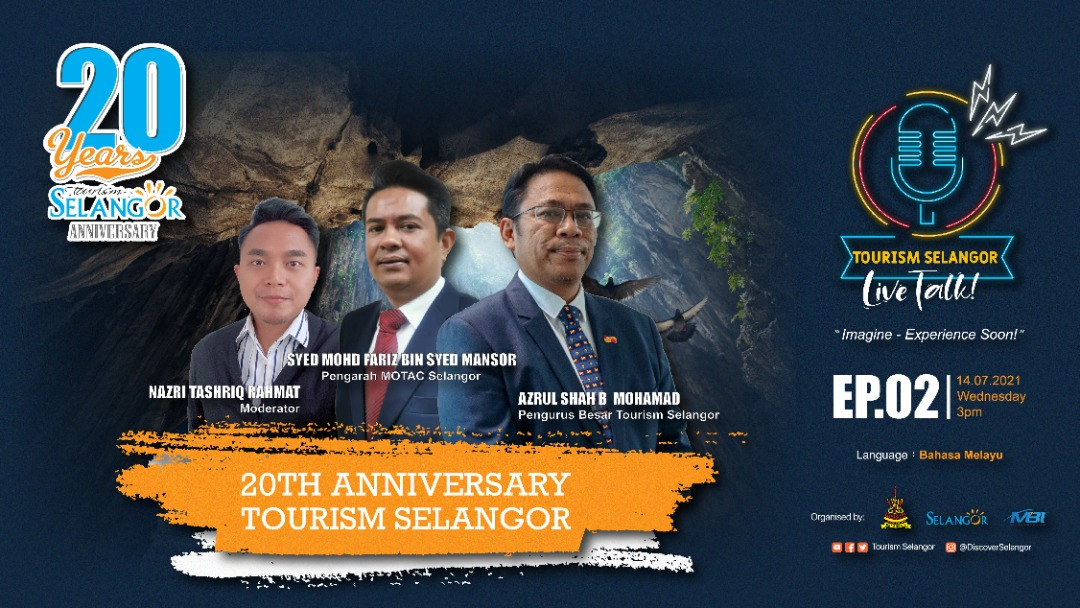 Tourism Selangor's 20 Years of Glory in Tourism Industry