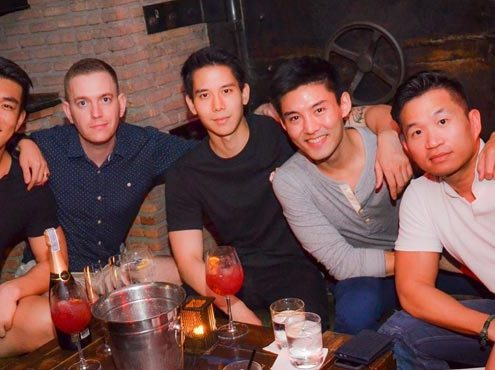 Sunday Night Gay night Bangkok