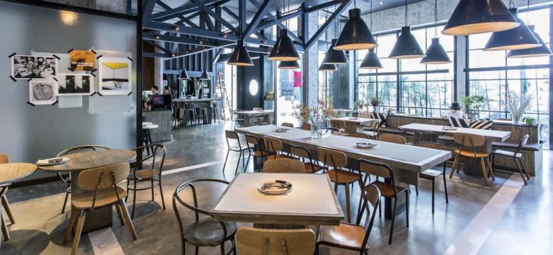 all Six To Twelve restaurant Bangkok