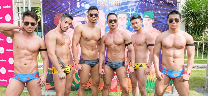 Songkran by gCircuit Bangkok