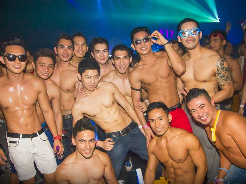 Bangkok Gay Sex Club