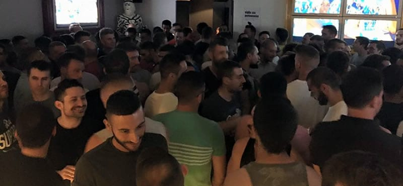 Museum gay bar Barcelona