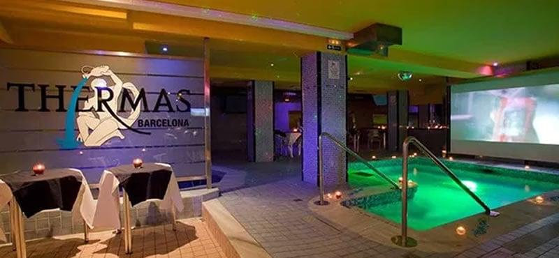Sauna Thermas gay sauna Barcelona