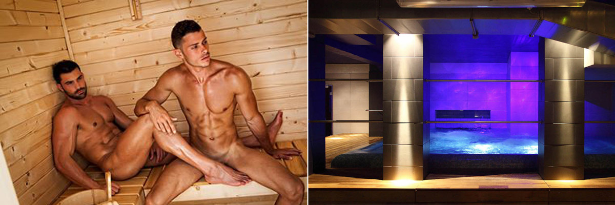 Gay Saunas in Berlin