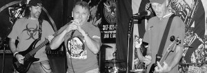 GBR, Dockers, AnneFrankDux, On The Cinder @ The Melody Inn | Indianapolis | Indiana | United States
