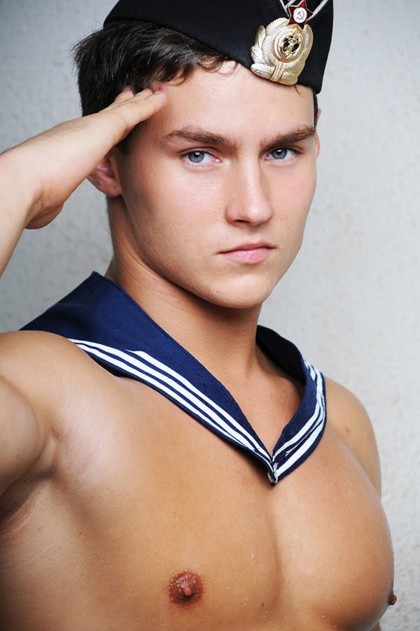 Russian Model Anatoli