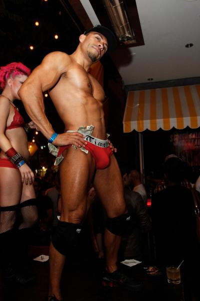 Timoteo Jockstrap Underwear Party