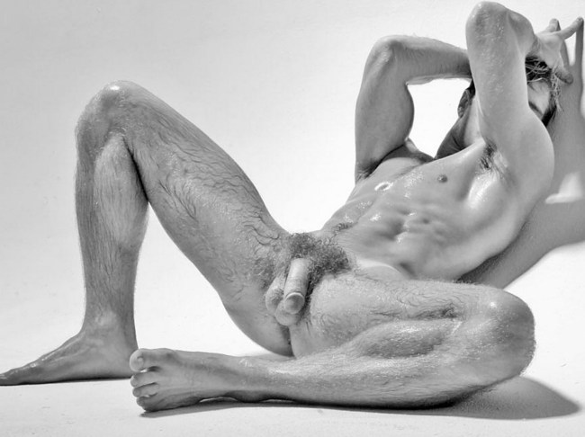 Joseph Sayers - Tastefully Nude