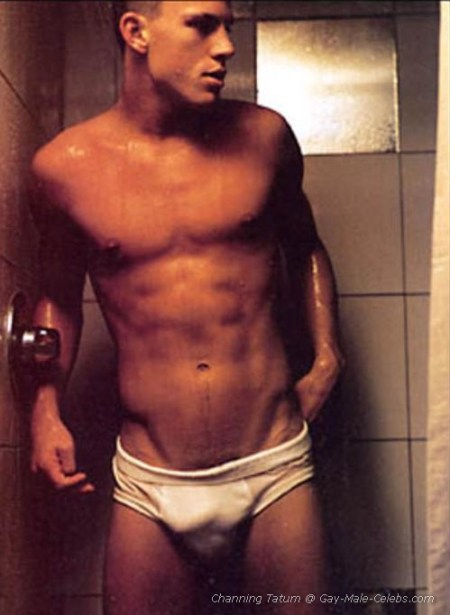 Channing Tatum - Bulge